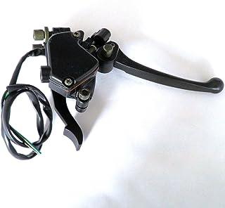 C/âble pour 50/90/110/125/250/CC Chinois ATV 4/Wheeler STONEDER Pouce dacc/él/érateur Levier de Frein Grips