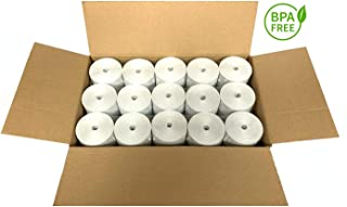 BAM POS Thermal Paper Rolls 3 1/8 x 190 Eco Lite Pack (30 Rolls)
