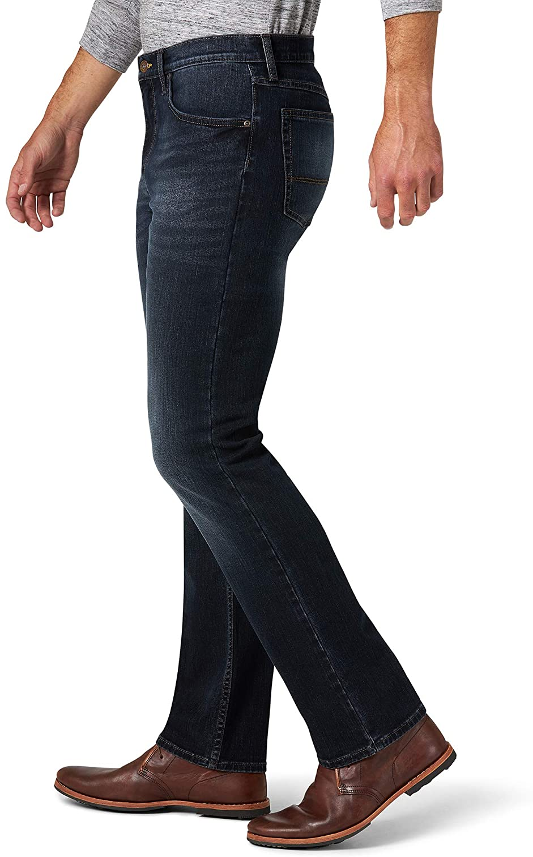 Wrangler Men's Slim Fit Straight Leg Jean
