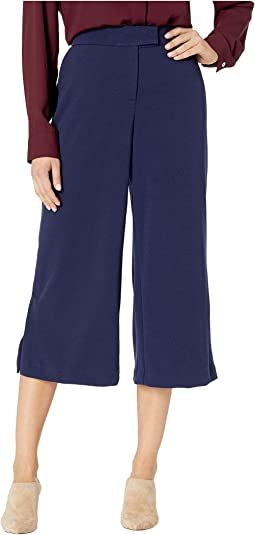 Side Slit Hem Pants
