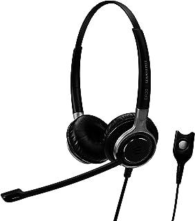Sennheiser Century SC 660 Premium Dual-Sided Wired Headset (504557)