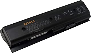 New GHU 87Wh MO06 MO09 671731-001 Laptop Battery Compatible with HP Envy M6-1045DX M6-1035DX M6-1125DX Pavilion DV4-5000 DV6-7000 DV6-7014nr DV7-7000 DV7t-7000 67241 9 Cell 7800 mAh,1 Year Warranty