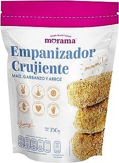 Morama Empanizador sin Gluten, Maíz, Garbanzo y Arroz, 350 g