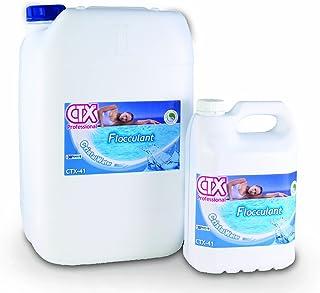 CTX-41 Floculante Liquido 5LTS.