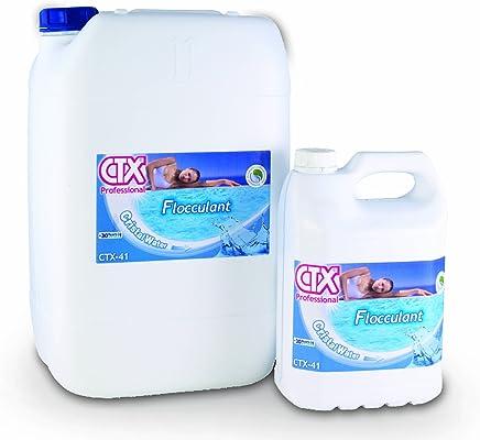 Amazon.es: CTX - Clarificadores y enzimas para piscinas ...