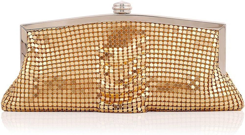Yonger Sequin Clutch Wallet Temperament Wedding Evening Handbags Clutch Purse