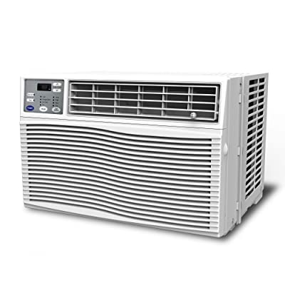 Gree 8000 BTU Window Air Conditioner with Remote Control, 3 in 1 Mini Air Conditioner Window Unit