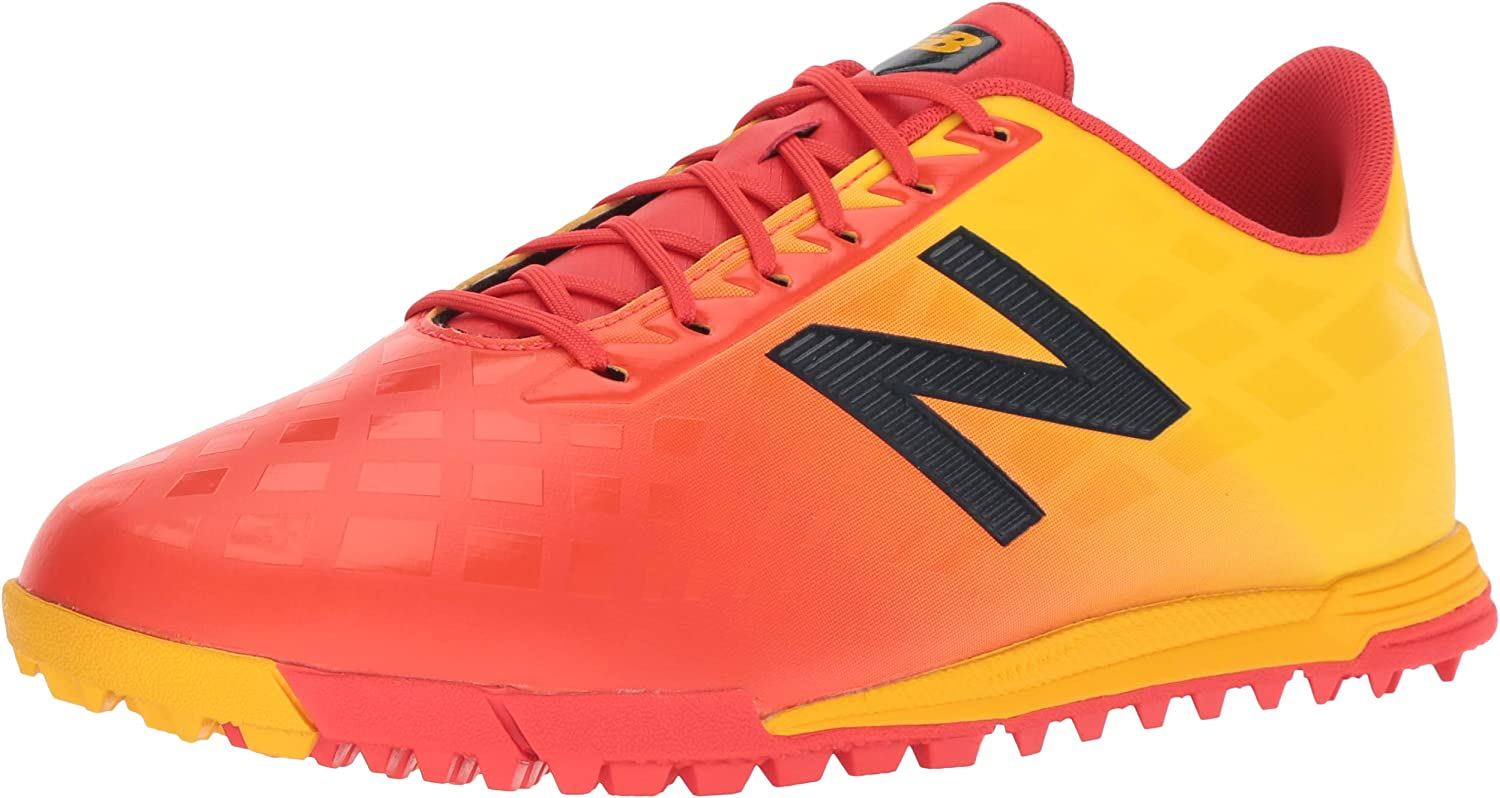 New Balance Furon 4.0 Dispatch TF Football Trainers - Flame Red