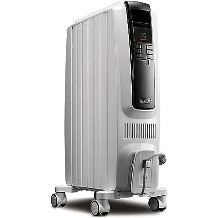De'Longhi DeLonghi TRD40615E Full Room Radiant Heater, 27.20 x 15.80 x 9.20, White