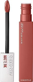 Maybelline New York Superstay Matte Ink City Edition Liquid Lipstick Makeup, Self-Starter, 0.17...