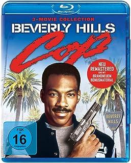 Beverly Hills Cop 1-3. Remastered