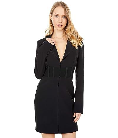 Bardot Corset Blazer Dress