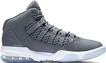 Jordan Nike Men's Max Aura Cool Grey/White/Clear/Black AQ9084-010