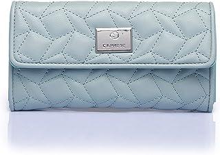 Caprese Tilda Women's Wallet (Neo Aqua)