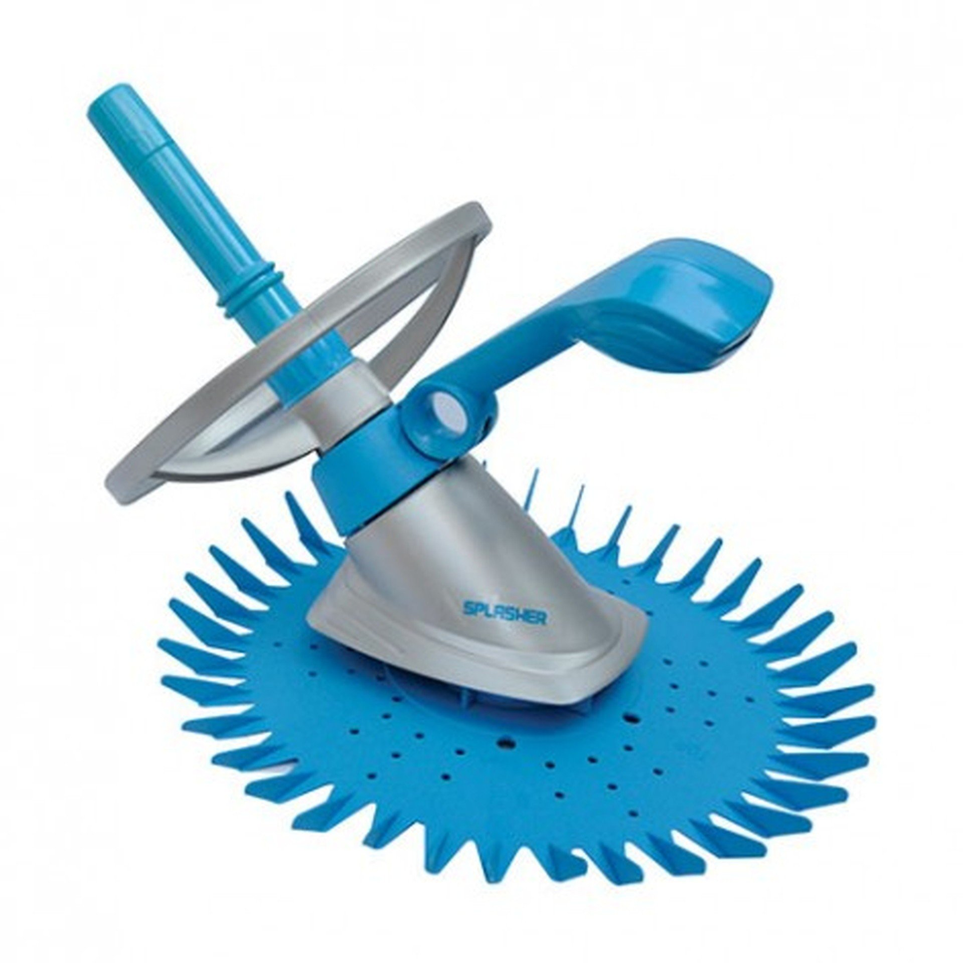 Fluidra 66281-Limpiafondos Automático Splasher, Blanco/Azul ...
