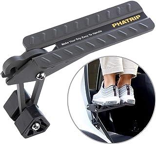 車のドアステップ ドアラッチステップ 多機能ペダル 洗車用品 ほとんどのSUV/Jeep/RVS/軽トラックなどに適合します