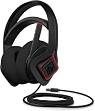 OMEN Mindframe Prime Gaming Headset with Cooling FrostCap Ear Cups, Custom RGB, 7.1 Surround Sound, Noise-Canceling Microp...