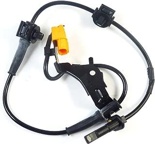 Cuque 19181873 Car Abs Wheel Speed Sensor for CADILLAC ESCALADE ESV EXT CHEVROLET AVALANCHE EXPRESS 1500 2500 SILVERADO CLASSIC HD SUBURBAN TAHOE GMC SAVANA 2500 4500 GMC SIERRA HD YUKON XL 2000-2006