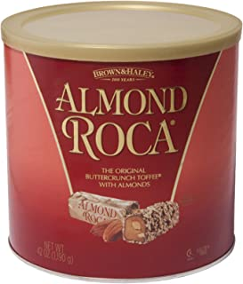 Best almond roca can Reviews