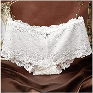Amazon.es: Blanco - Braguitas y pantalones interiores / Ropa ...