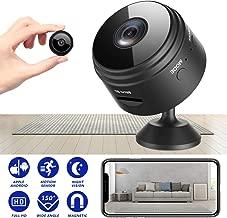 wireless hidden spy camera with audio