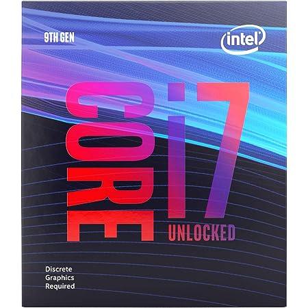 INTEL Core i7-9700KF 3.6 GHz 12MB キャッシュ 8コア/8スレッド LGA1151 BX80684I79700KF 【BOX】【日本正規流通品】