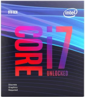 CPU INTEL Core I7-9700KF 3.60GHZ 12M LGA1151 NO Graphics BX80684I79700KF 999DLA