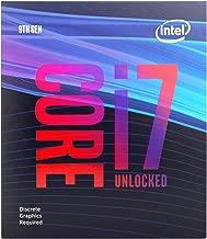 Intel BX80684I79700KF Intel Core i7-9700KF Desktop Processor 8 Cores up to 4.9 GHz Turbo Unlocked Without Processor Graphics LGA1151 300 Series 95W
