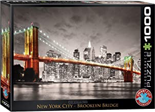 EuroGraphics New York City Brooklyn Bridge Puzzle (1000-Piece)