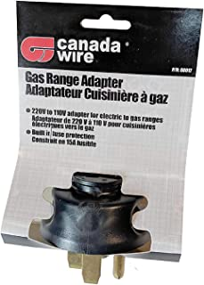 Power Adapter for Gas Range by Canada Wire