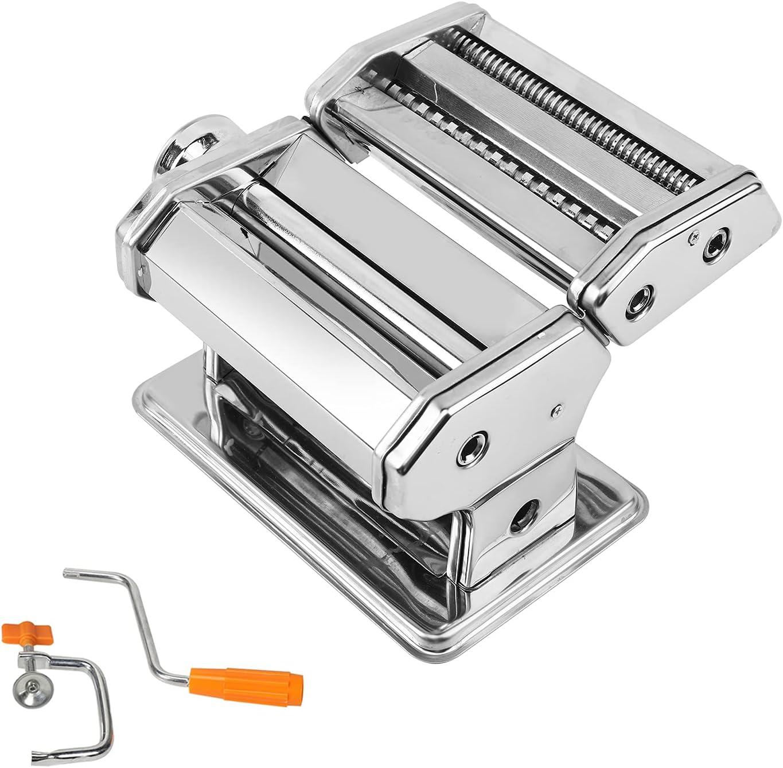 Pasta Maker Machine Over item handling Mini Split T Adjustable Noodle New popularity Type 6