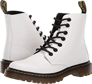 b4f7cc81902c Amazon.com  Dr. Martens - White   Boots   Shoes  Clothing