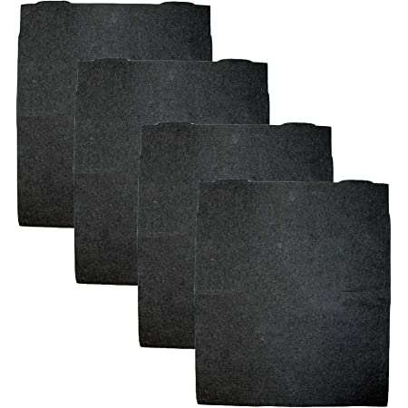 Amazon Com Crucial Air Replacement Carbon Air Filter Compatible With Kenmore Part 83378 Whirlpool 8171434 8171434k Fits Air Purifier Kenmore 295 Series Whirlpool Ap300 Ap350 Ap450 Ap510 4 Pack Home Kitchen