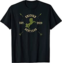 Unicorn Hunt Club Swingers T-Shirt