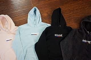 Blond Hoodie Embroidered Pullover Hoodie Frank Ocean Blonde