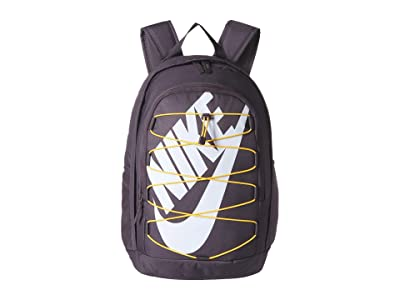Nike Hayward Backpack 2.0 (Thunder Grey/University Gold/White) Backpack Bags