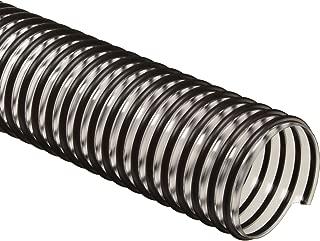 Flex-Tube PV PVC Duct Hose, Clear, 5