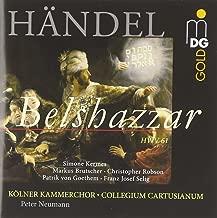 Handel: Belshazzar, HWV 61
