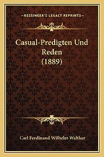 Casual-Predigten Und Reden (1889)