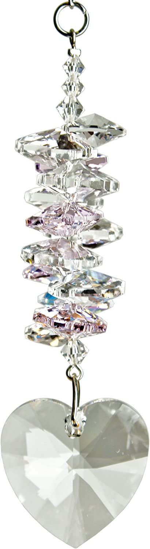 Woodstock Chimes CCHR Rainbow Ranking TOP6 Austin Mall Makers Crystal C Suncatchers Heart
