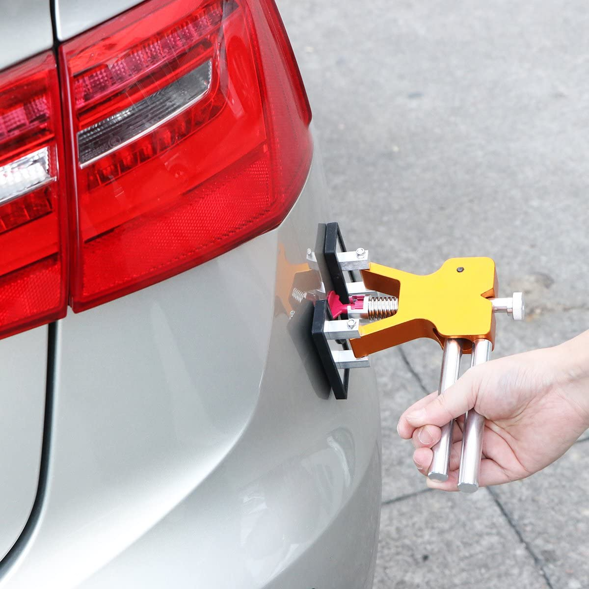 Glue Puller Tabs for Car Dent Removal Door Dings and Hail Damage ...