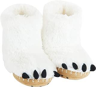 toddler polar bear slippers