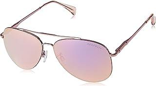 Seafolly Women's Hiva Oa SEA1612602 Aviator Sunglasses,Shiny Pink,58 mm