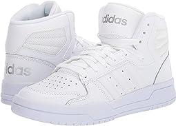 Footwear White/Footwear White/Matte Silver