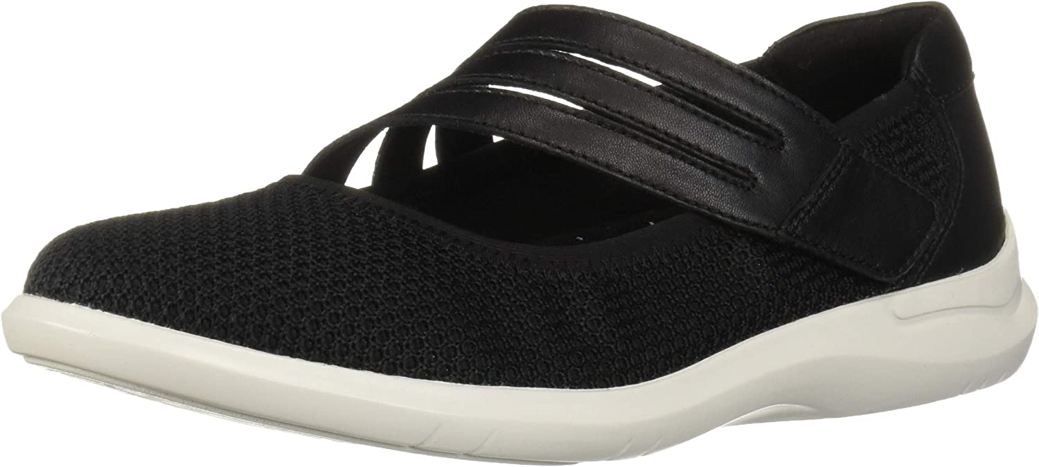 Aravon Womens Pc Maryjane Mary Jane Flat