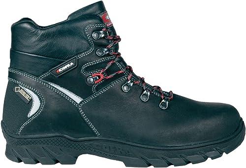 Cofra 17550-000.W40 Chaussures de sécurité Shimizu S3 Wr Hi Ci HroSRC  Taille 40 Noir