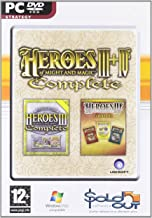 Heroes of Might and Magic III + IV Complete (UK)
