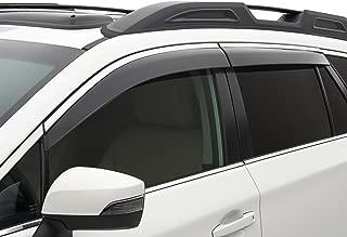 SUBARU 2015 to 2019 Outback Side Window Deflectors Vent Visors F0010AL500 New Genunie