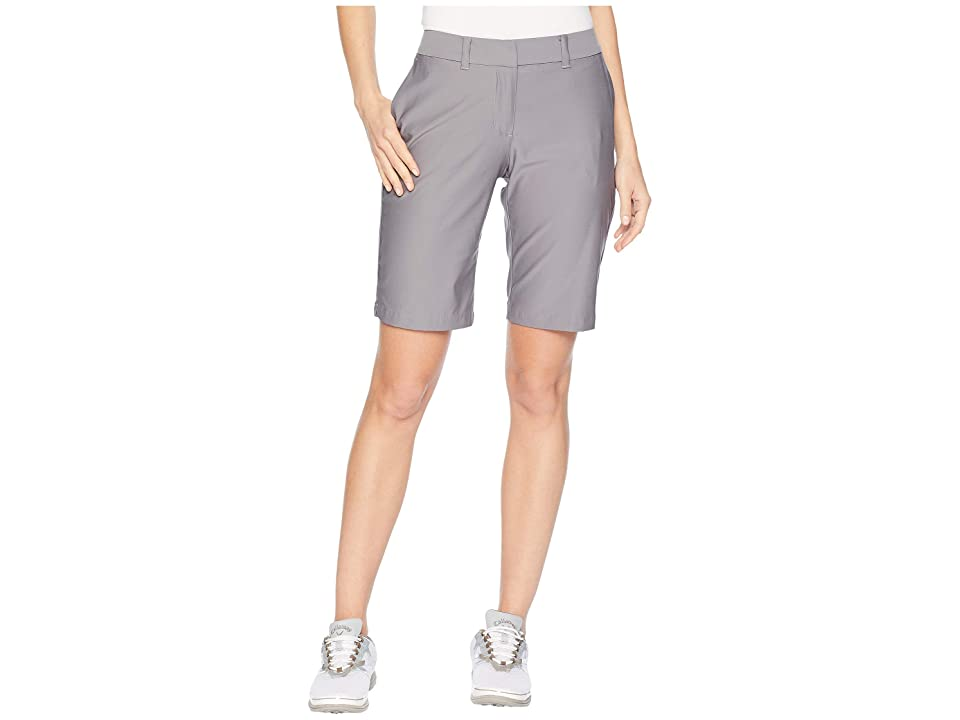 Nike Golf Flex Shorts Woven 10 (Gunsmoke/Gunsmoke) Women