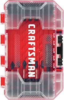 CRAFTSMAN Drill/Driver Set, Impact Ready Bits, 29 Pieces (CMAF1329)